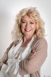 Fiona Thompson, estate agent